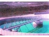 Waste water settling tank equipment